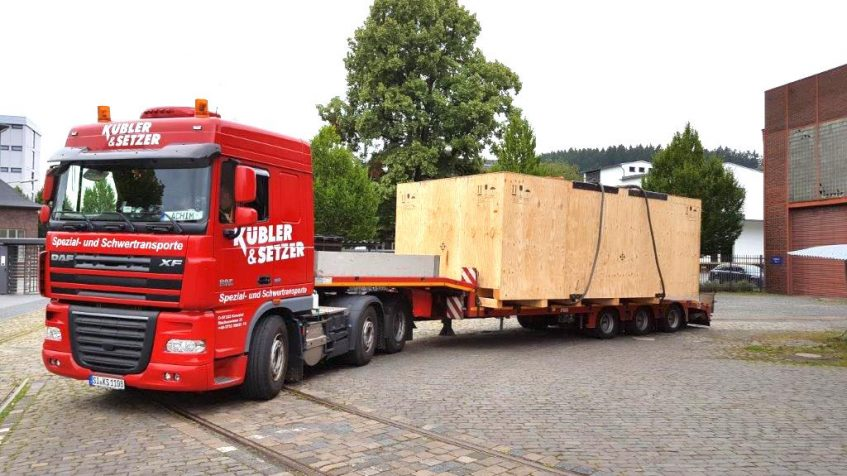 Zusammenarbeit mit neuem Logistikpartner